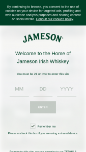 Pernod Ricard – Jameson Game Day – Win Pool #1 (51) grand prize winners shall be randomly selected from among all eligible entries received from all entry methods combined