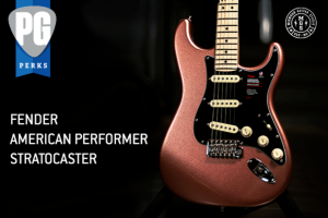 Premier Guitar – Fender American Performer Strat Sweepstakes