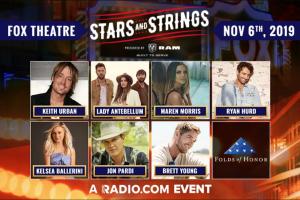 Radiocom – Stars And Strings Detroit Flyaway Sweepstakes