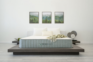Tuckcom – Ecosleep Mattress Giveaway – Win is a brand new Ecosleep Mattress