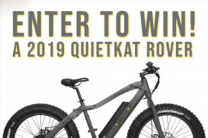 Wide Open Spaces – Quietkat Ebike Giveaway Sweepstakes