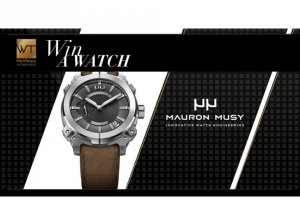 Worldtempus – Mauron Musy Watch Sweepstakes
