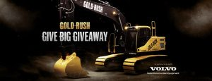 Discovery Communications – Gold Rush – Win 1 of 21 weekly prizes of a Yeti Hopper Flip 12 Soft Cooler + Gold Rush Tumbler + a Lego Technic Volvo Concept Wheel Loader Zeux + a Beanie + a T-shirt