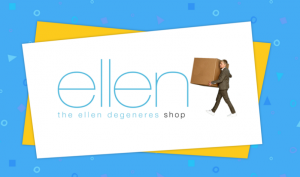 Ellen Tube – Win a $150 Ellen Shop gift card