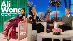 Ellen Tube – Win a copy of Ali Wong's book 'Dear Girls'