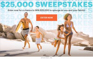 Meredith – Parents – Win a $25,000 check