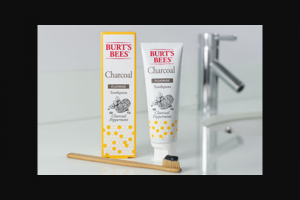 Afn The Real – Burt's Bees – Win the following One Target Gift Card in the amount of One Hundred dollars ($100.00) One Burt's Bees Gift Bag valued at ($15.00) TOTAL VALUE OF EACH PRIZE  $115.00 TOTAL VALUE OF ALL PRIZES $1150.00