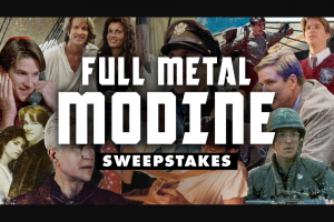 Alamo Drafthouse Cinema – Full Metal Modine – Win roundtrip airfare to Winchester