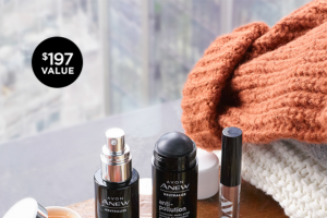 Avon – October Sweater Weather Sweepstakes