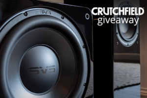 Crutchfield – Svs Great Gear Giveaway October 2019 Sweepstakes