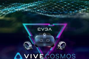 EVGA – Htc Vive Cosmos 2019 Sweepstakes