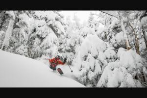 Freeskier – Nordica Enforcer Skis – Win One pair of Nordica Enforcer 104 Free skis