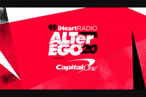 Iheartmedia – Be The First To Get Front Row Tickets To Our Iheartradio Alter Ego '20 Sweepstakes