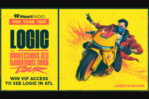 Iheartmedia – Win Vip Access To See Logic In Atl – Win and approximate retail value and such difference will be forfeited