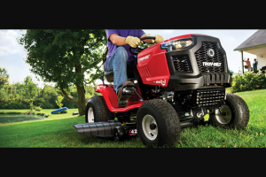 Mtd Products Troy-Bilt – Product Review – Win one $100.00 Home Depot Gift Card