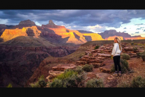 National Park Trips – My Grandcanyon Park Route 66 Vacation For Two Sweepstakes