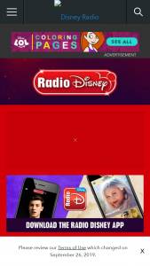 Radio Disney – Celebrate Music City Sweepstakes