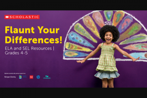 Scholastic – Kids Flaunt Student Contest – Limited Entry – Win an HP Sprocket Photo Printer and Accessories (ARV $204.79).