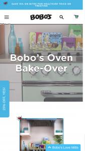 Simply Delicious – Bobo's Oven Bake-Over Contest Sweepstakes