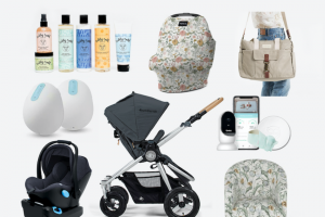 Tubby Todd & Babylist – Fall Baby Shower Giveaway Sweepstakes