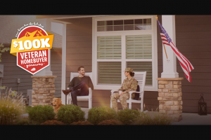 Veterans United Home Loans And Realtorcom – New Home For The Holidays $100k Veteran Homebuyer Giveaway – Win will consist of Cash in the amount of US$100000 to be used to make a Qualifying Purchase of a home that the Winner would purchase own and occupy