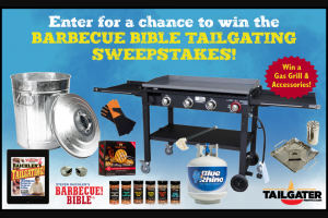 Workman Publishing – Barbecue Bible Tailgating – Win one (1) ebook copy of Raichlen's Tailgating by Steven Raichlen