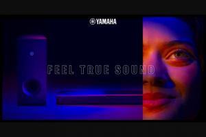 Yamaha – Feel True Sound Sweepstakes