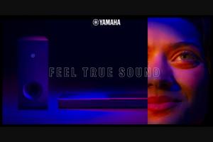 Yamaha – Feel True Sound Sweepstakes