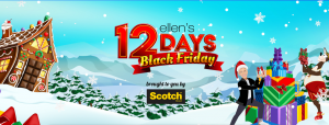 Ellen Tube – 12 Days of Giveaways