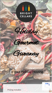 Bright Cellars – Holiday Gourmet Giveaway Sweepstakes