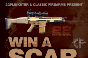 ­­classic Firearms – Fde Fn Scar 17s Rifle W/ Vortex Scope – Win is a FDE FN SCAR 17S Rifle w/ Vortex Scope approximate retail value $3377.55.