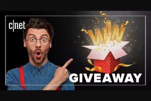 CNET – Black Friday Giveaway – Win win 1 grand prize $10000.00 in amazoncom gift cards