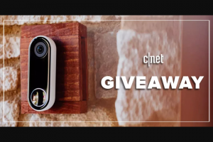 CNET – Holiday Gifting Giveaway Sweepstakes