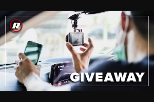 CNET – Roadshow's Dash Cam Giveaway – Win of one (1) Thinkware F800 Pro Dash Cam with an approximate retail value of Two Hundred Fifty Dollars (US$250.00) each