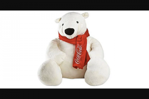 Coke Rewards – Coca-Cola Polar Bear Instant Win Game Sweepstakes