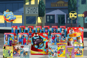 DC Entertainment – DC Super Hero Girls 2019 Holiday Sweepstakes