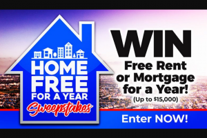 Gatehouse Media – Home Free Sweepstakes