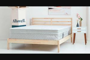 Mysavingscom – Allswell Supreme Mattress Sweepstakes