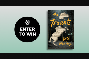 Penguin Random House – The Truants – Win a copy of The Truants by Kate Weinberg