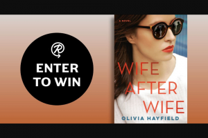 Penguin Random House – Wife After Wife – Win a copy of Wife After Wife by Olivia Hayfield