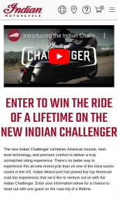 Polaris – 2019/2020 Challenge Everything Giveaway Sweepstakes