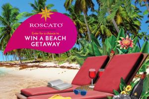 Roscato – Beach Getaway Sweepstakes