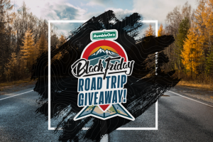 Rumbleon – Road Trip Dream Giveaway – Win Prize Package