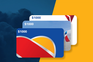 Stacksocial – $1000 Airline Gift Card Giveaway Sweepstakes