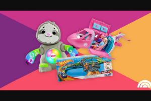 Today Show – Stuff We Love Mattel – Win one Mattel gift basket