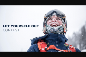 Tourism Whistler – Let Yourself Out Contest Sweepstakes