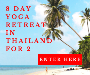 Book Retreats – Win a holiday for 8 days in Koh Samui