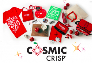 Cosmic Crisp – Win a grand prize package valued at $530 OR 1 of 10 Cosmic Crisp prize packs