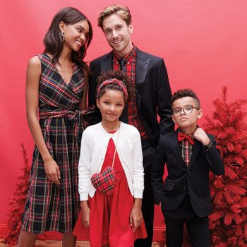 J. Crew Factory – Hello Holiday – Win a grand prize of a $2,500 check OR 1 of 10 minor prizes of a $100 J. Crew gift card each