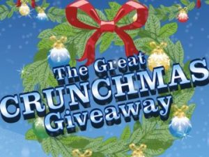 Kraft Heinz Foods – The Great Crunchmas – Win 1 of 4 checks valued at $5,000 each OR 1 of 800 Instant Win prizes